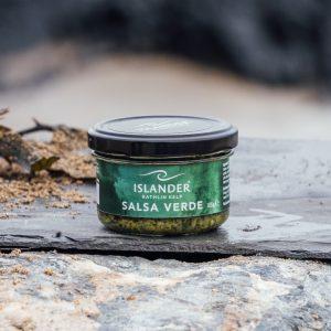 Kelp Salsa Verde